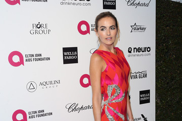 Camilla Belle Arrivals at the Elton John AIDS Foundation Oscars Viewing Party — Part 4
