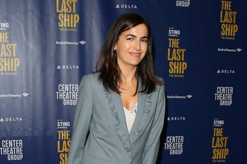 "Camilla Belle ""The Last Ship"" Opening Night Performance"