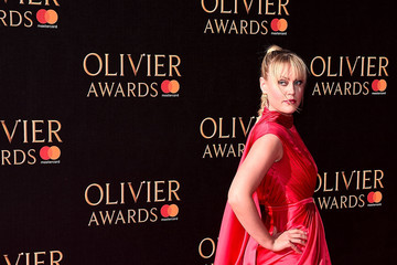 Camilla Kerslake The Olivier Awards 2017 - Red Carpet Arrivals