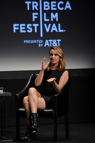 Camilla Luddington Photos Photos - Tribeca Games: Shadow Of The Tomb