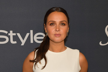 Camilla Luddington The 2020 InStyle And Warner Bros. 77th Annual Golden Globe Awards Post-Party - Red Carpet