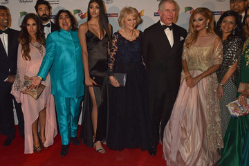 Camilla Parker Bowles The Prince of Wales and Duchess of Cornwall Attend a Reception and Dinner for Supporters of The British Asian Trust - Dinner Speeches