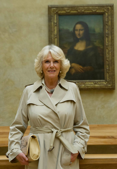Camilla Parker Bowles Attends First Solo Overseas Engagement