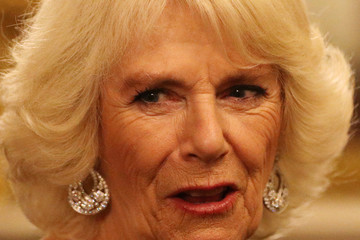 Camilla Parker Bowles The Duchess of Cornwall Attends the Bruce Oldfield Fashion Show in Aid of the National Osteoporosis Society