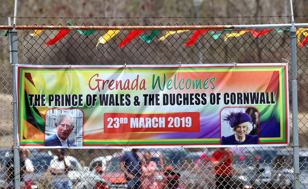 The Prince Of Wales And Duchess Of Cornwall Visit Grenada
