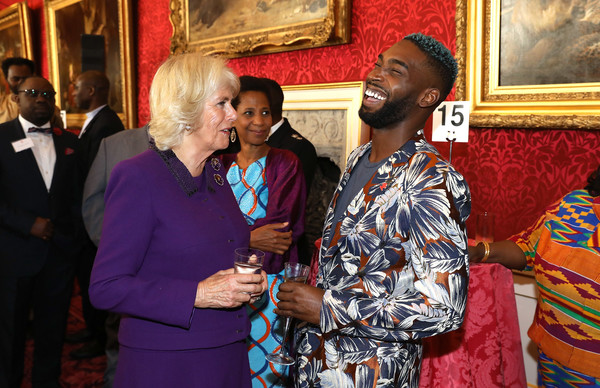 The Prince Of Wales And The Duchess Of Cornwall Gambia, Ghana And Nigeria Reception