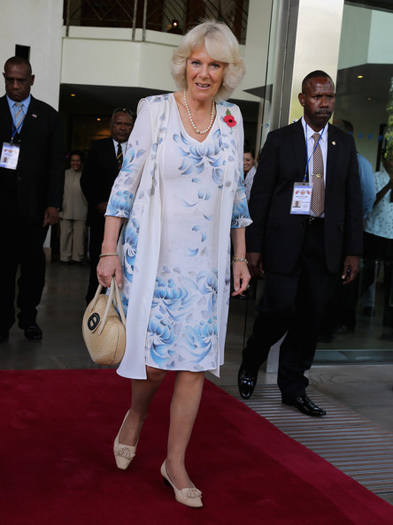 prince of wales and duchess of cornwall visit papua new guinea   day 3