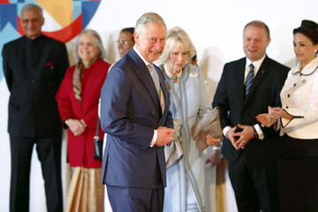 Camilla Parker Bowles The Queen and Senior Royals Attend the Commonwealth Heads of Government Meeting - Day One