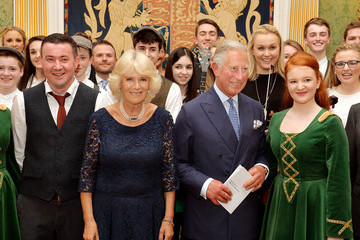 Camilla Parker Bowles Prince of Wales and The Duchess of Cornwall's Irish Trip Day Three