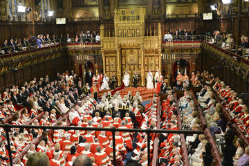 Camilla Parker Bowles The State Opening of Parliament