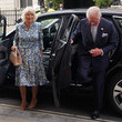 Camilla Parker Bowles The Prince Of Wales And The Duchess Of Cornwall Visit The Royal Opera House