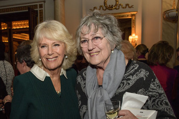 Camilla Parker Bowles The Duchess Of Cornwall Attends A Reception & Recording To Mark Woman's Hour 70th Anniversary Power List