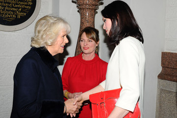 Camilla Parker Bowles The Maggie's Christmas Carol Concert