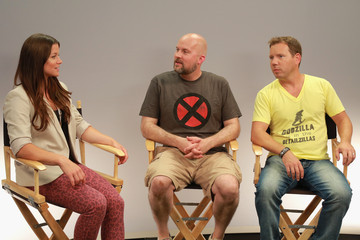 Camille Ford 'Video Games: The Move' Panel at Comic-Con