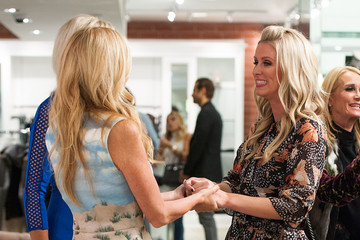 Camille Grammer Nicky Hilton's '365 Style?' Book Party