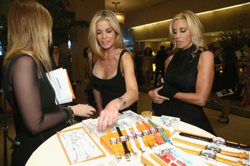 Camille Grammer Race to Erase MS Gala