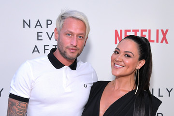 Camille Guaty Netflix's 'Nappily Ever After' Special Screening