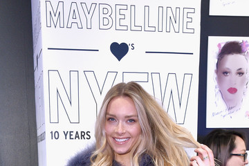 Camille Kostek IMG NYFW: The Shows 2019 PARTNERS - February 10