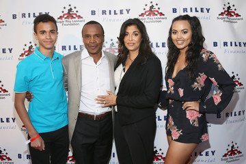 Camille Leonard B. Riley & Co. And Sugar Ray Leonard Foundation's 6th Annual 'Big Fighters, Big Cause' Charity Boxing Night