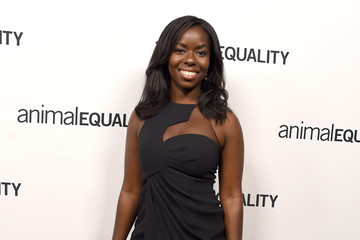Camille Winbush Animal Equality's Inspiring Global Action Los Angeles Gala - Arrivals