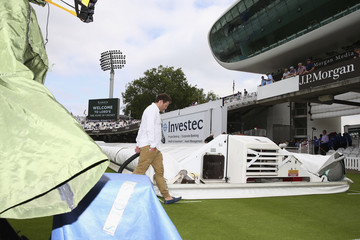 Campbell Brown England v Australia: 2nd Investec Ashes Test - Day One