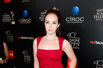 Camryn Grimes Arrivals at the 40th Annual Daytime Emmy Awards