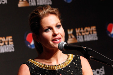 Candace Cameron Inside the 2nd Annual KLOVE Fan Awards
