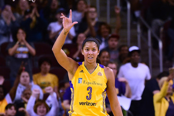 Candace Parker 2016 WNBA Finals - Game Three