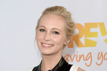 Candice Accola Arrivals at 'TrevorLIVE' in Hollywood — Part 2