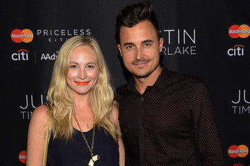 Candice Accola Justin Timberlake's Exclusive NYC Performance