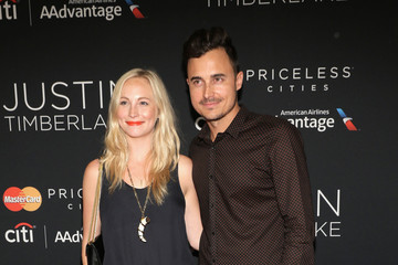 Candice Accola Arrivals at the Justin Timberlake Special Performance