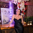 Candice Huffine Jennifer Zuccarini And Precious Lee Launch Fleur du Mal x Precious Lee Capsule Collection At Peachy's