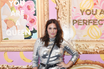 Candice Huffine IMG NYFW: The Shows 2019 PARTNERS - September 9
