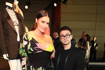 Candice Huffine The 71st Annual Parsons Benefit Honoring Pharrell, Everlane, StitchFix & The RealReal