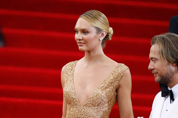 Candice Swanepoel 'China: Through The Looking Glass' Costume Institute Benefit Gala - Outside Arrivals