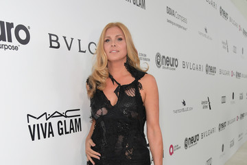 Candis Cayne 25th Annual Elton John AIDS Foundation's Oscar Viewing Party With Cocktails by Clase Azul Tequila and Chopin Vodka