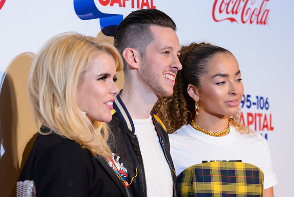 Capital FM Jingle Bell Ball Day 2 - Red Carpet Arrivals