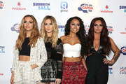 Jade Thirlwall, Perrie Edwards, Leigh-Anne Pinnock and Jesy Nelson of Little Mix attends the Capital Summertime Ball at Wembley Stadium on June 21, 2014 in London, England.