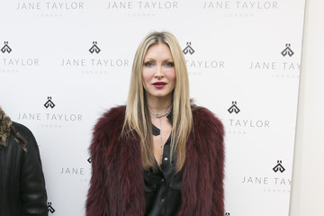 Caprice Bourret Jane Taylor Millinery - Store Opening