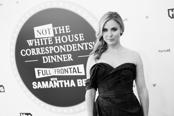 Cara Buono 'Full Frontal With Samantha Bee's Not The White House Correspondents' Dinner - Red Carpet