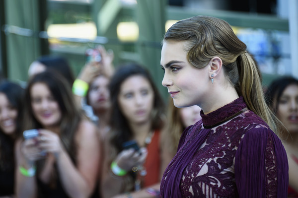 Cara Delevingne Cara Delevingne Photos The 2015 Mtv Movie