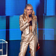 Cara Delevingne 2020 American Music Awards - Show