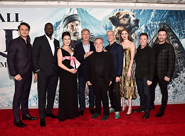 """World Premiere For 20th Century Studios' """"The Call of the Wild"""""""