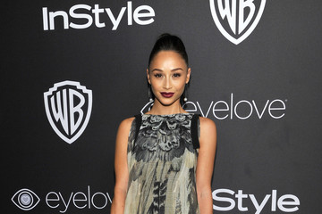 Cara Santana The 2017 InStyle and Warner Bros. 73rd Annual Golden Globe Awards Post-Party - Red Carpet