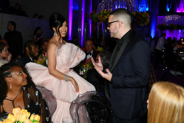 Cardi B Rihanna's 5th Annual Diamond Ball Benefitting The Clara Lionel Foundation - Inside