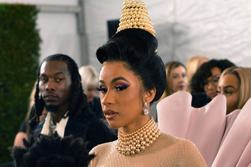 Cardi B 61st Annual Grammy Awards - Red Carpet