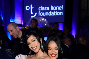 Cardi B Rihanna's 5th Annual Diamond Ball Benefitting The Clara Lionel Foundation - Arrivals