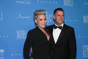 Carey Hart 2015 UNICEF Snowflake Ball