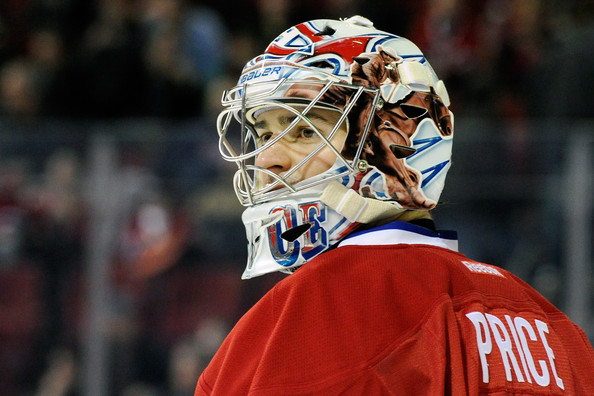 Carey Price - Winnipeg Jets v Montreal Canadiens