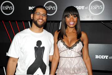 Cari Champion BODY at ESPYS